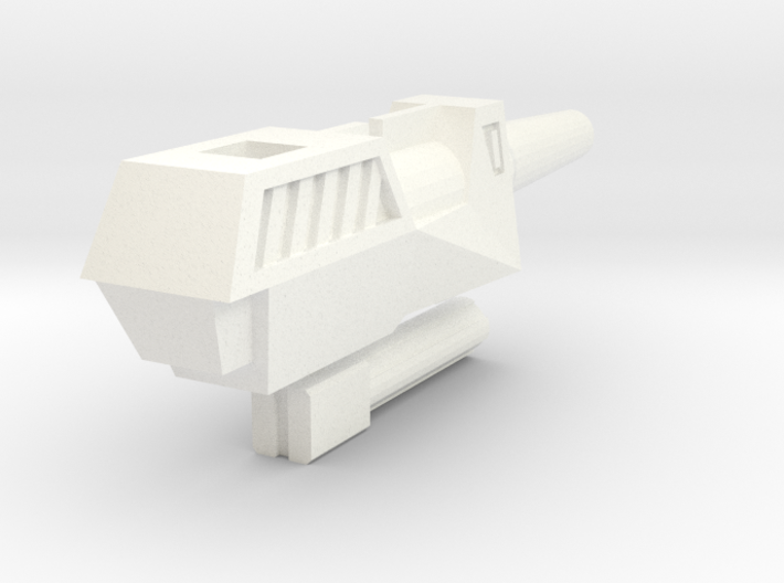 TR: Wolfpistol for deluxe Wolfwire 3d printed