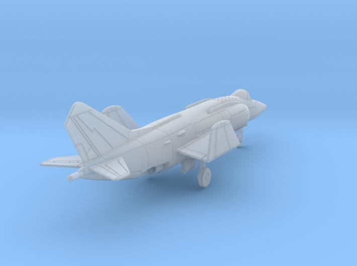 010D Yak-38 1/200 Folded Wings 3d printed
