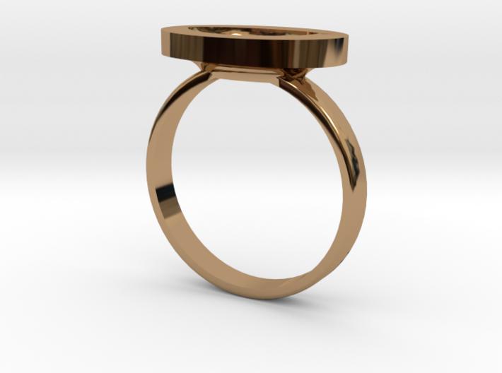 Nestle Ring M 17.5mm 3d printed