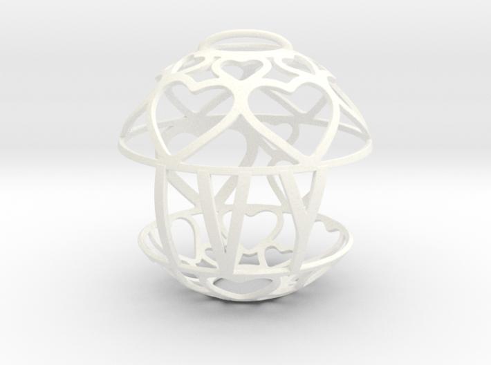 Ivy Lovaball 3d printed