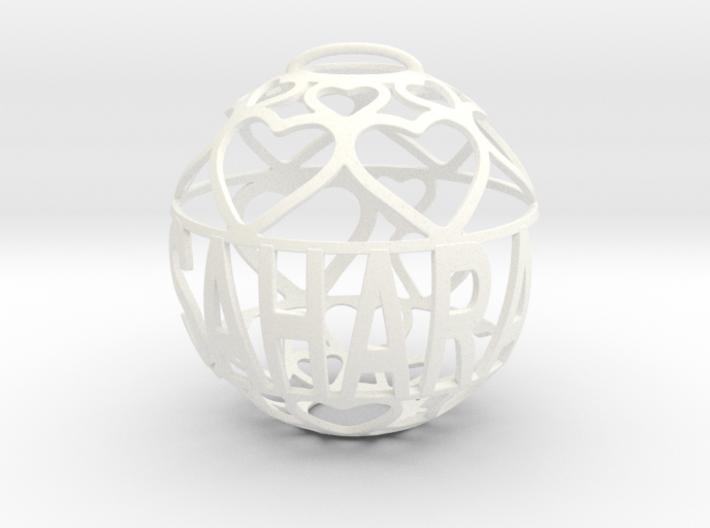 Sahara Lovaball 3d printed