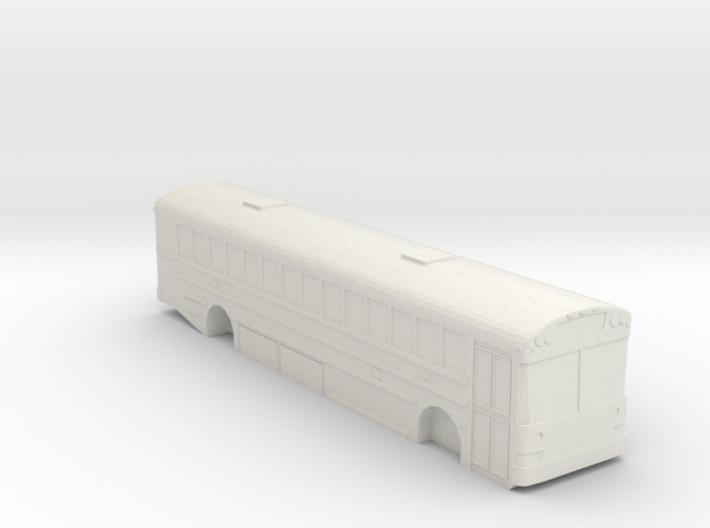IC RE 300 School Bus S Scale 1/64 3d printed