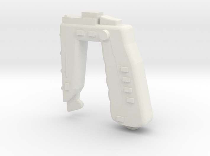 Stun Gun (Space: 1999), 1/6 3d printed