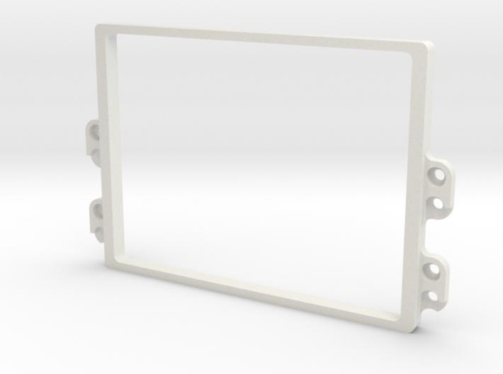 YZ4 Saddle Rack v2.0 3d printed