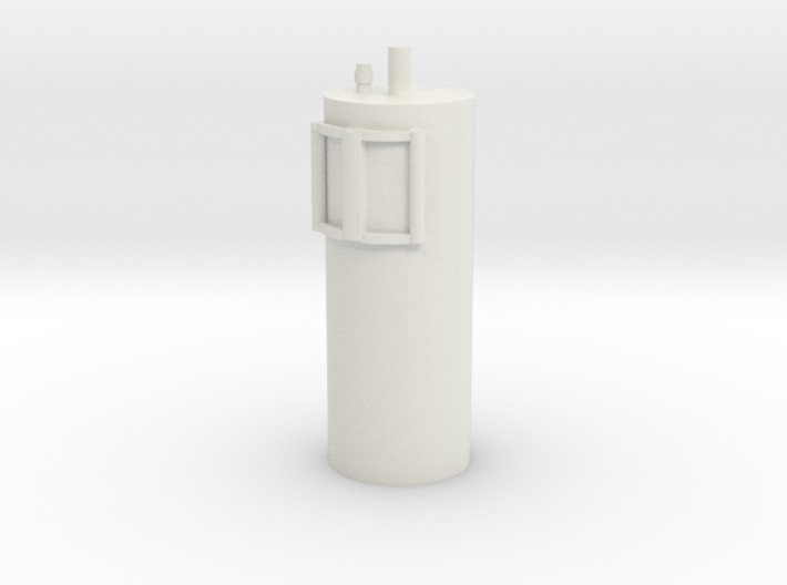 1:16 fire extinguisher model 1 3d printed