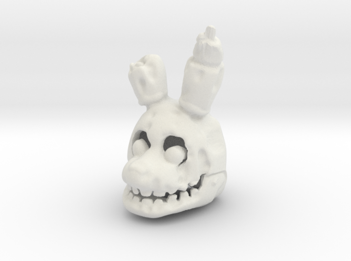 Custom Hare 3d printed