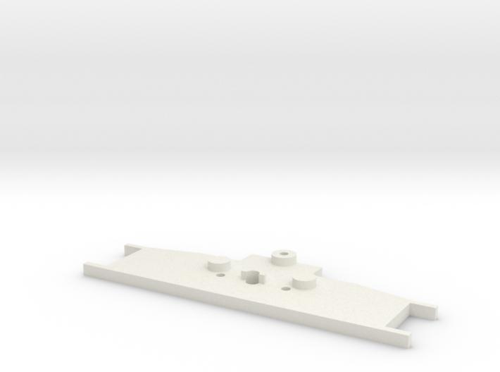 Lionel O Scale FM H16-44 Pilot Spacer 3d printed