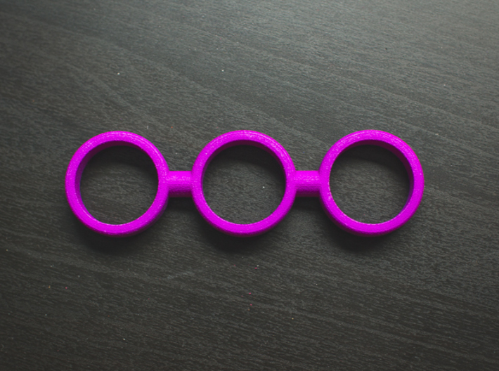 The Bar - Fidget Spinner 3d printed