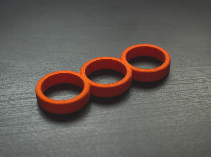The Simplex - Fidget Spinner - For your Idle Hands 3d printed