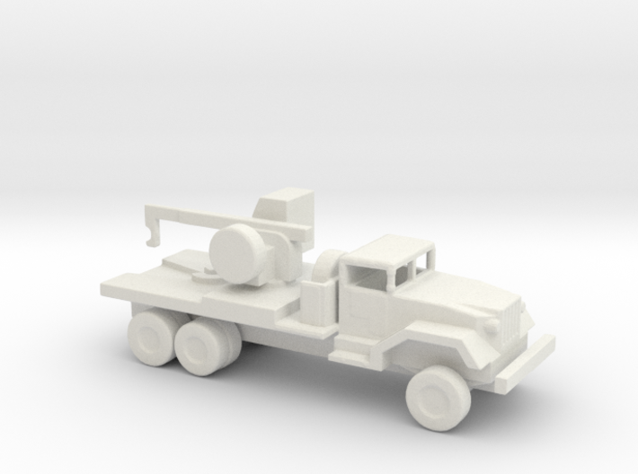 1/200 Scale M-62 Wrecker 3d printed