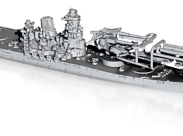 1/1250 IJN BB Yamato[1945] 3d printed