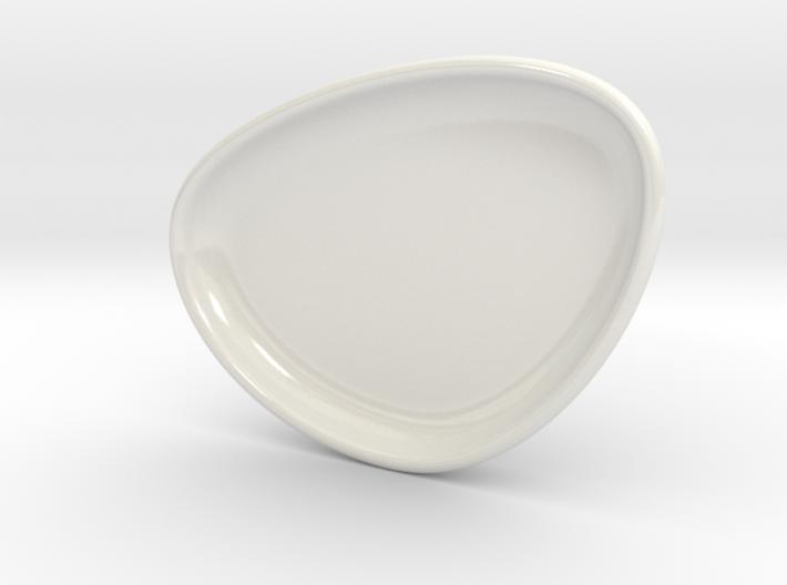 Pebble Tray - Medium 3d printed