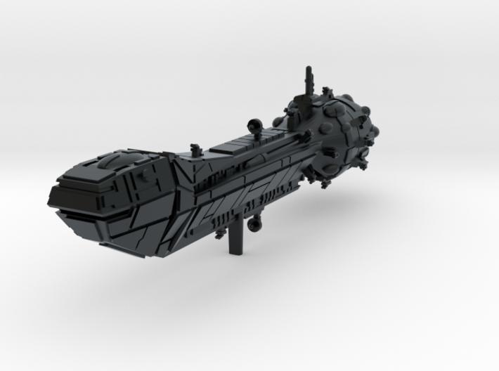 (Armada) Lancer Frigate 3d printed