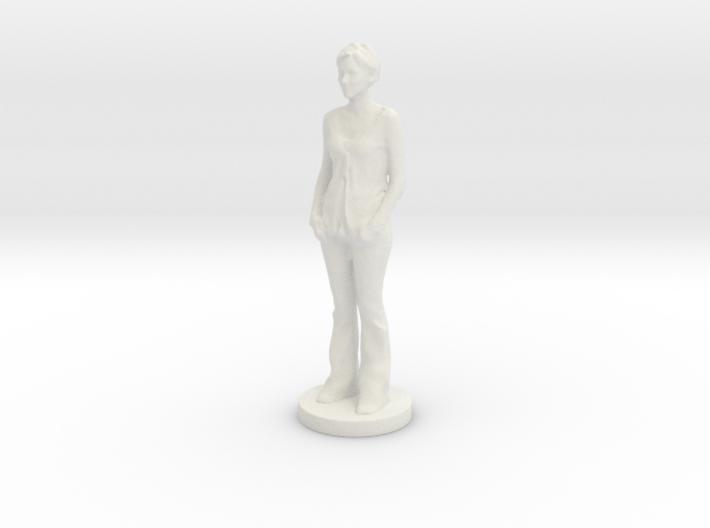 Printle C Femme 173 - 1/48 3d printed