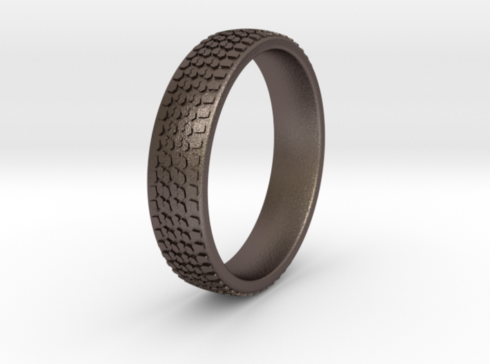 Truck Tread Ring Sizes 5-13 3d printed