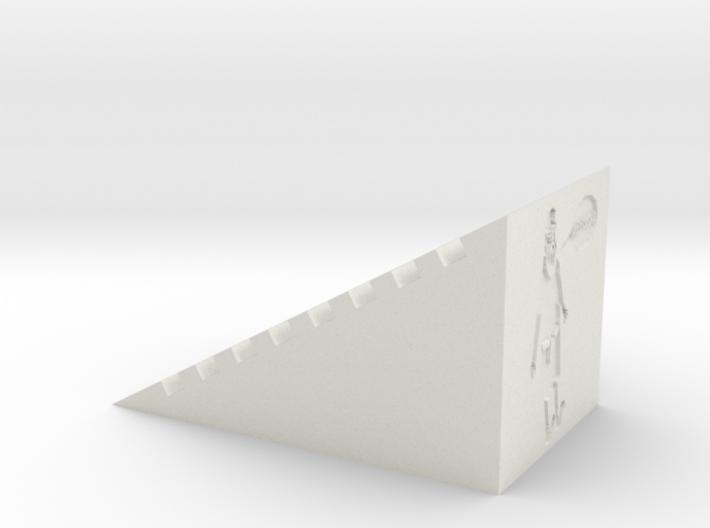 Lanptop Stand Hodor 3d printed