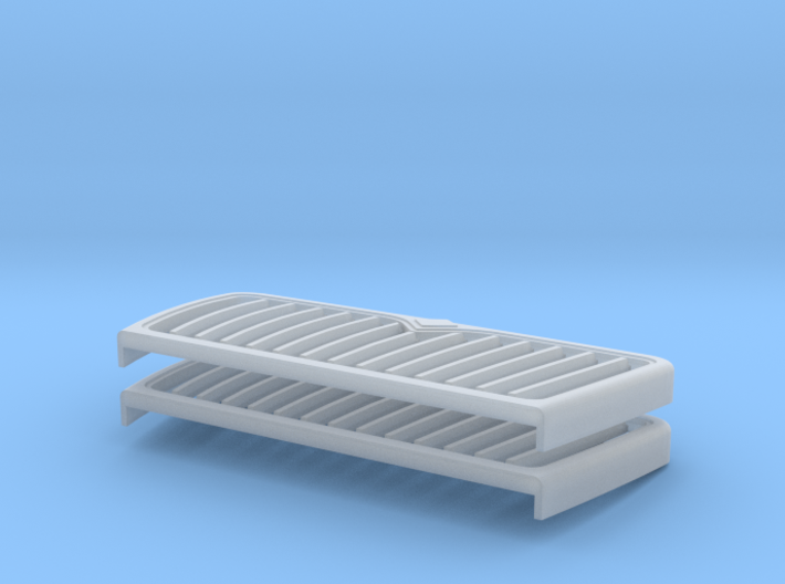 1/25 Workstar Grill 3d printed
