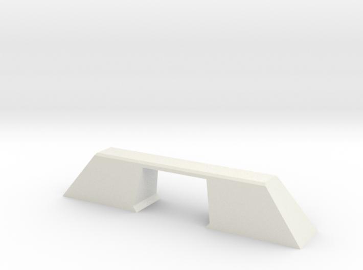 N Scale Bridge Modern Single Double 1:160 3d printed