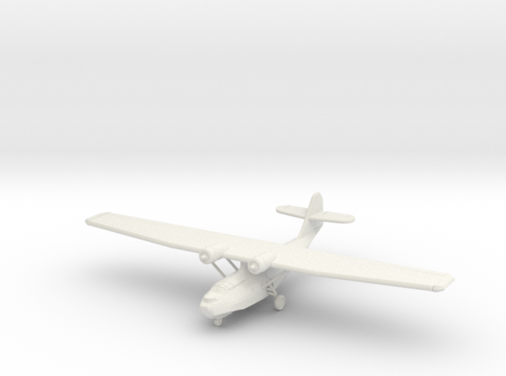 """Catalina PBY-5a """"Gear Down"""" 1:220th Scale 3d printed"""
