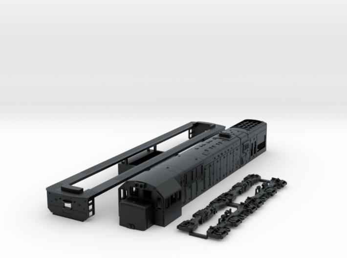 N scale U20c 3d printed