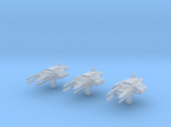 (Armada) 3x AEG-77 Vigo 3d printed