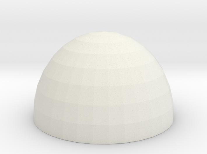 Nose Cone 7.5X4.5X0.2 3d printed