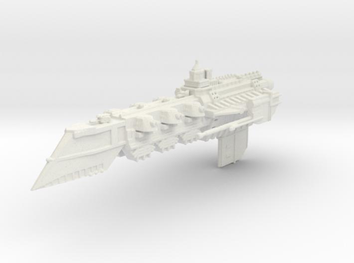 BFG Templar Light Cruiser  3d printed