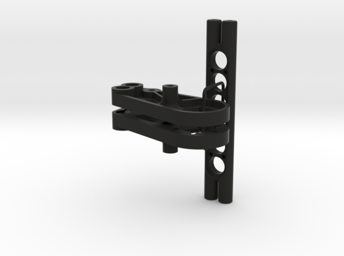 W01001-01 CW-01 Lower Rear Shock Mount 3d printed