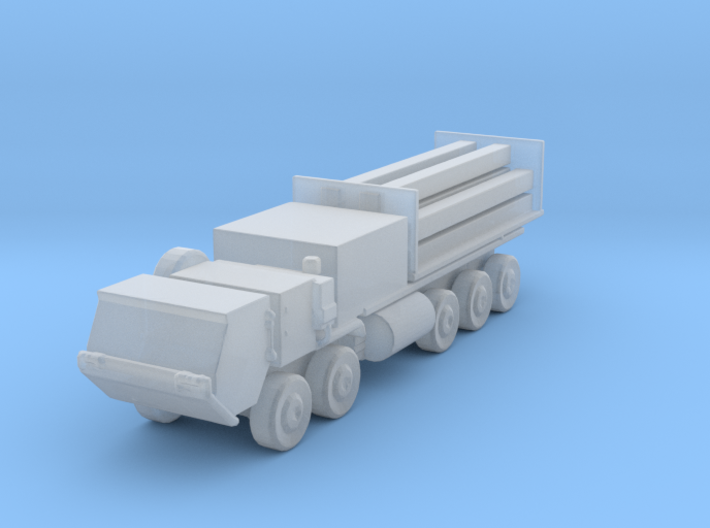 1/200 Scale M1120 HEMTT THAAD, launcher Stowed 3d printed