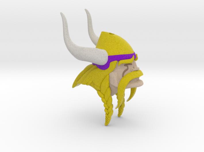 Minnesota Vikings (inspired) Ornament 3d printed