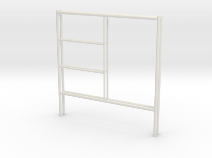 1:24 Step Frame 60x60 3d printed