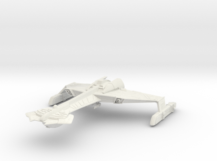 L 14 Great Bird Class Battleship 3d printed