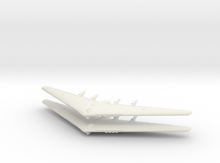 YB-35 Flying Wing- (Global War)- (Qty. 2) 3d printed
