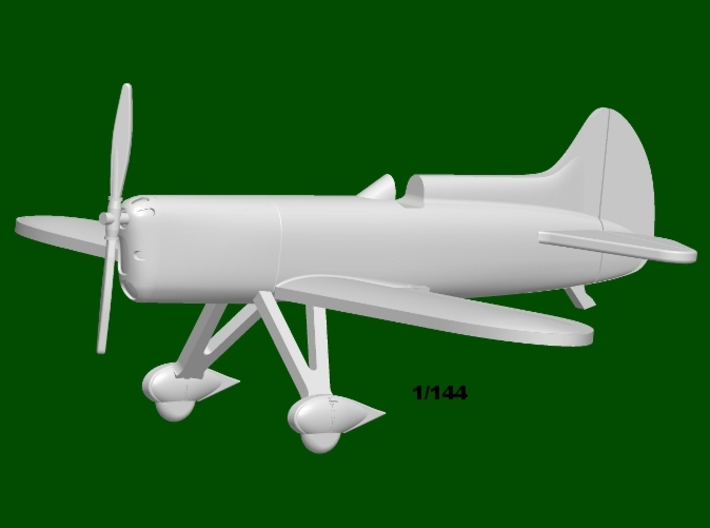 "DGA-5 ""IKE"" #39, scale 1/144  3d printed 1/144 scale model"