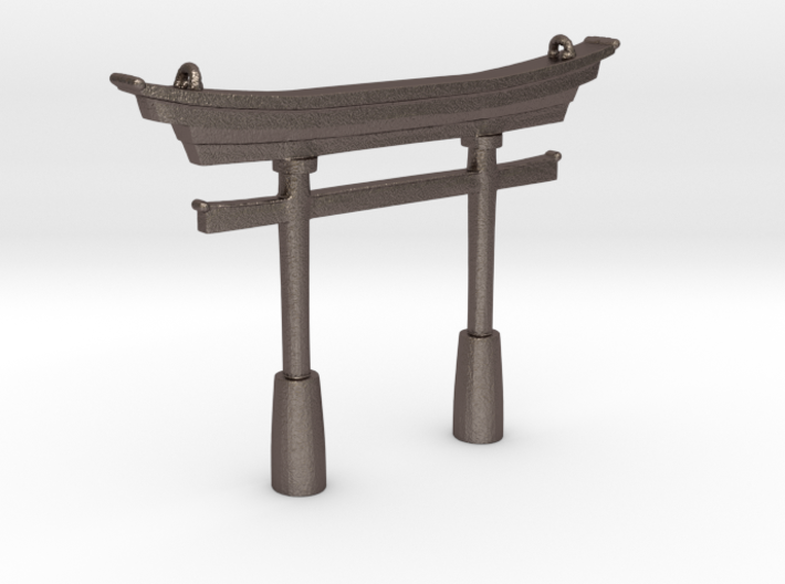 Torii Traditional- Pendant 3d printed