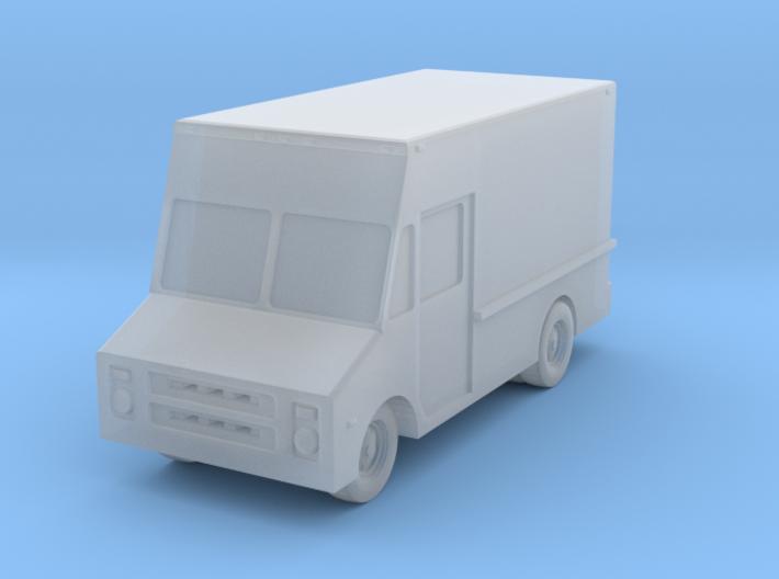 Stepvan 10 - Zscale 3d printed