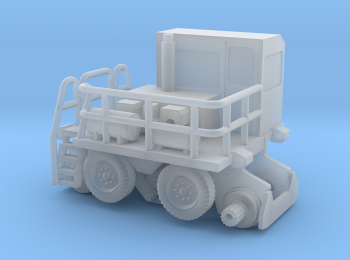 RailKing RK275 Railcar Mover - Zscale 3d printed