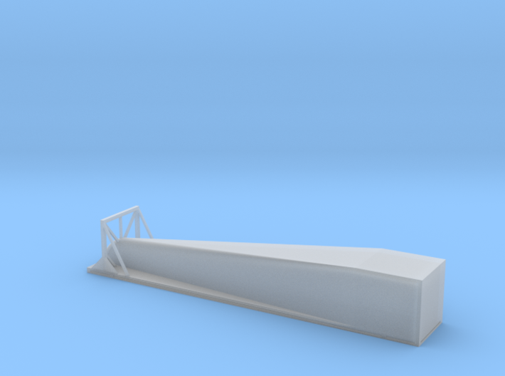 ArroWedge Container Load - HOscale 3d printed