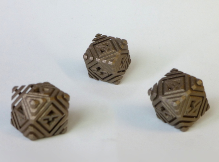 Sliced Die 3d printed