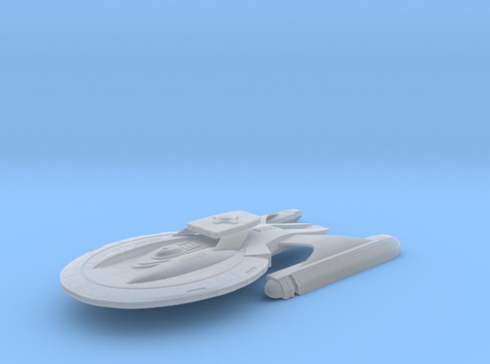 USS Titan 3d printed