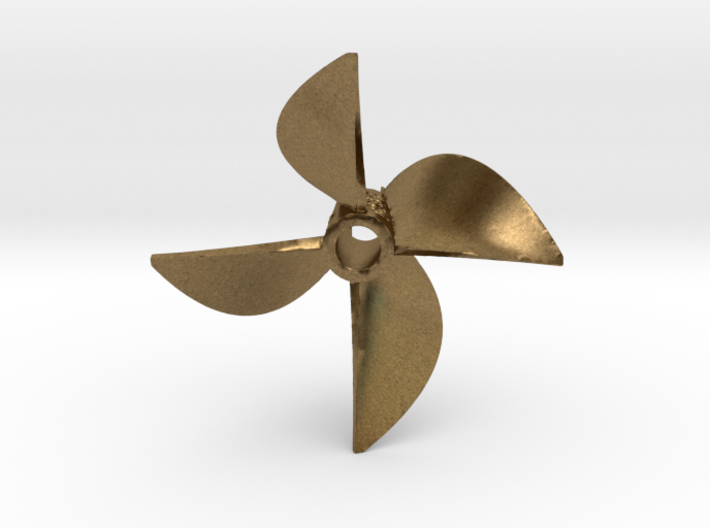 Propeller, Series 754 Cleaver : 425520-5-23-754 3d printed