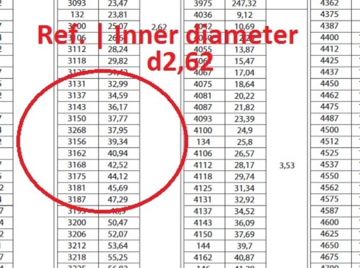Q4RL-115.48 3d printed