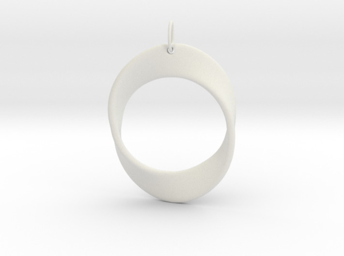 Mobius strip pendant 9ntnp7qmw by crack3d mobius strip pendant 3d printed mozeypictures Image collections