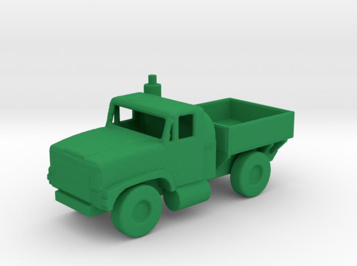 1/200 Scale Oshkosh 4x4 MTVR Cargo Truck 3d printed