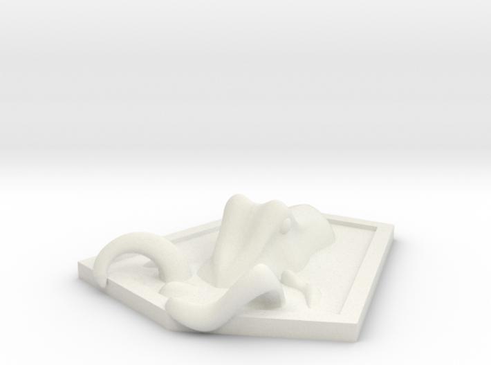 Octopus Token 3d printed