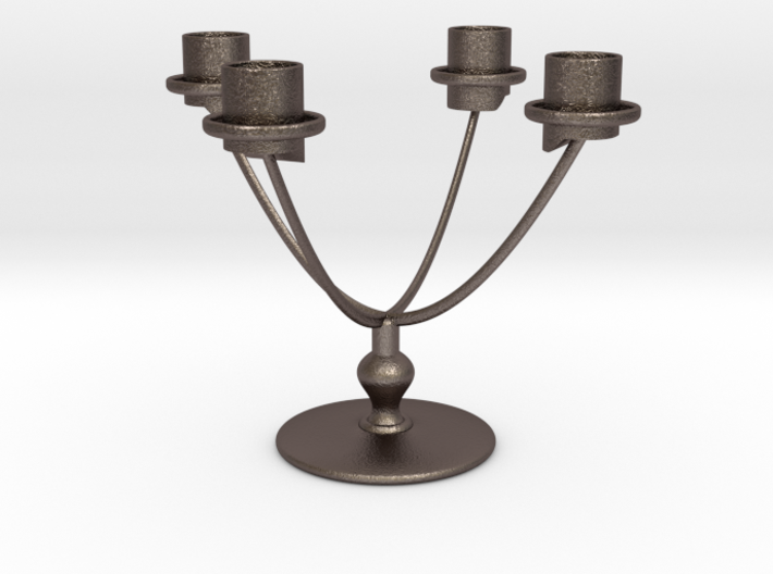 Candle Holder Model U4 3d printed