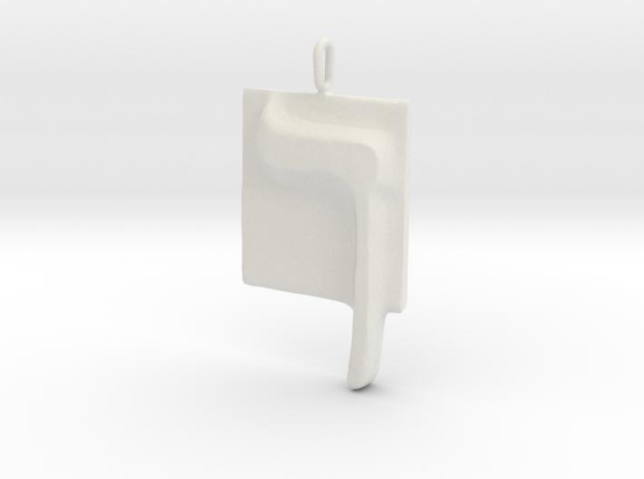 23 Kaf-sofit Pendant 3d printed