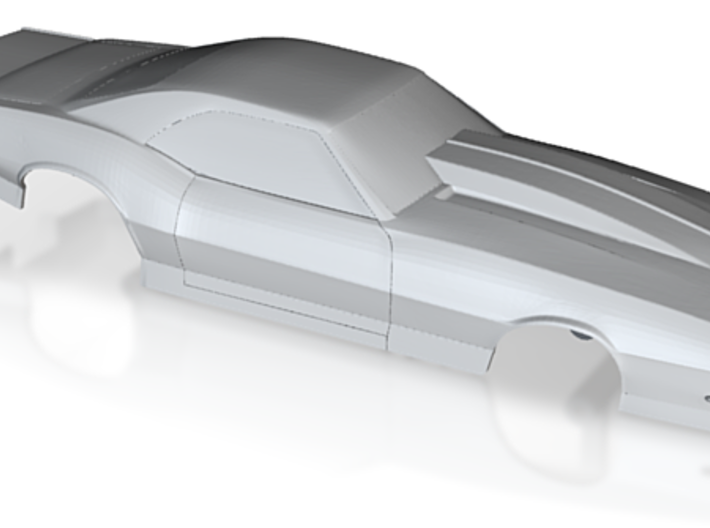 1/32 1968 Pro Mod Camaro Slammer Body Shell 3d printed