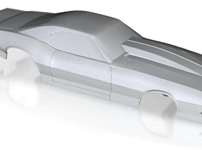 1/43 1968 Pro Mod Camaro Slammer Body Shell 3d printed