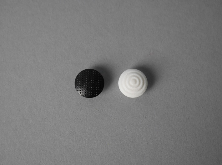 Ripple Analog Cap 3d printed